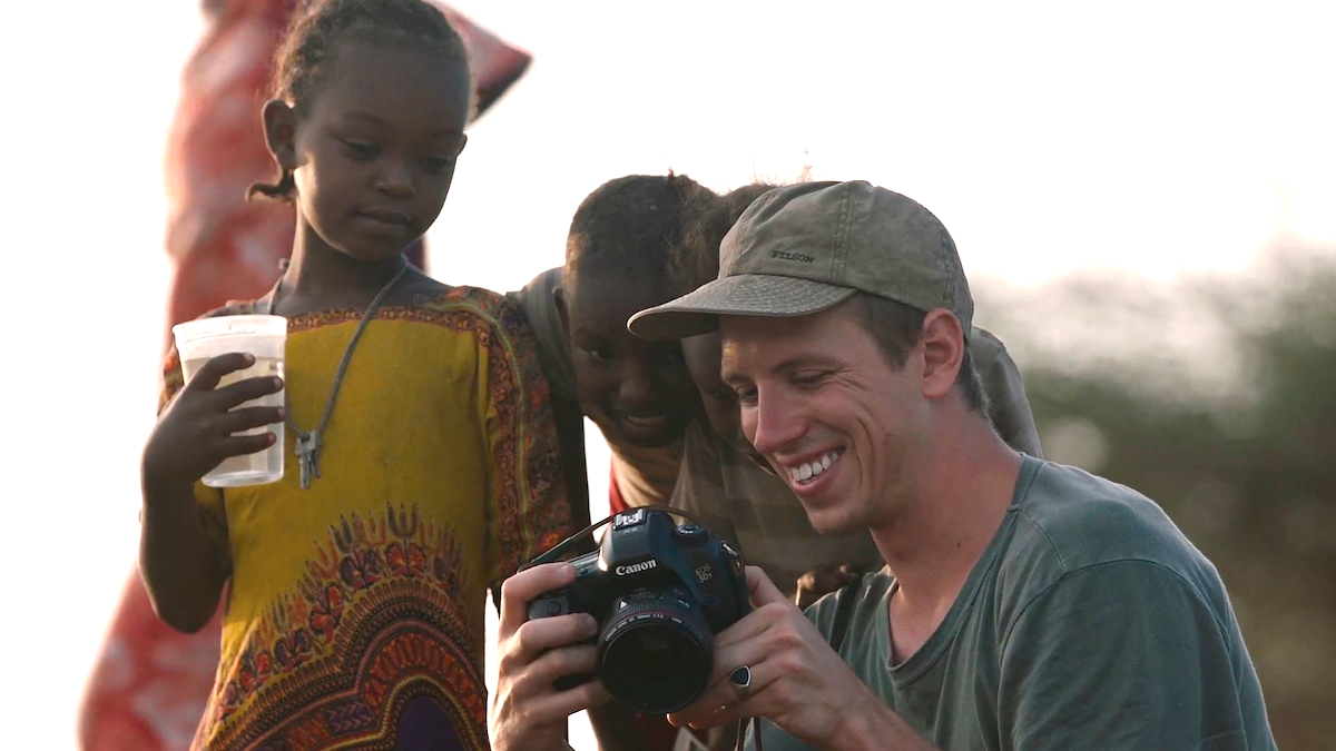 Photographer Gregory Woodman Counts on His Skills Compassion and Quality Gear 1